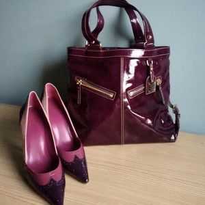 GUESS by Marciano CHEVONNE heels - PURPLE 8.5M